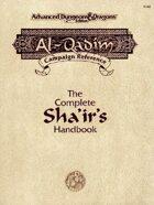 CGR3 The Complete Sha'ir's Handbook (2e)