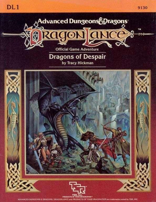 Dragonlance pdf скачать