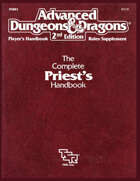 PHBR3 The Complete Priest's Handbook (2e)