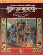 DL5 Dragons of Mystery (1e)