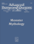 DMGR4 Monster Mythology (2e)