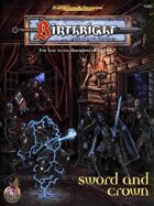 Sword and Crown (2e)