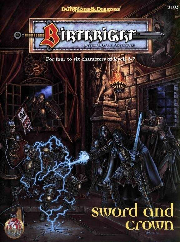 Cover of Sword and Crown