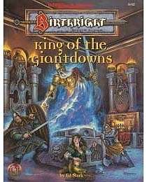 Cover of King of the Giantdowns