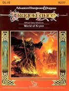 DL16 World of Krynn (1e)