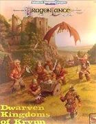 Dwarven Kingdoms of Krynn (2e)