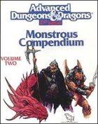 MC4 Monstrous Compendium Dragonlance Appendix (2e)