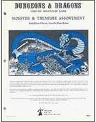 D&D Monster & Treasure Assortment Sets One to Three