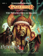 GAZ3 The Principalities of Glantri (Basic)