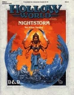 Cover of HWA3 Nightstorm
