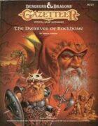 GAZ6 The Dwarves of Rockhome (Basic)