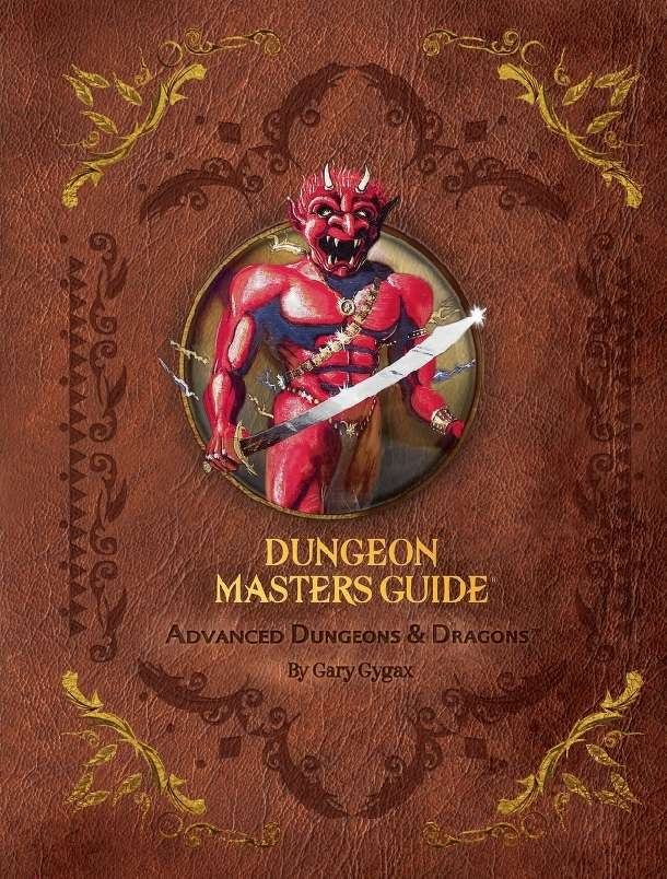 Dungeon Masters Guide (1e)