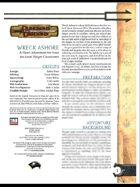 Wreck Ashore (3.5)