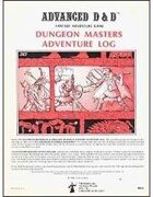 Dungeon Master's Adventure Log