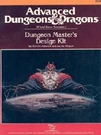 Dungeon Master's Design Kit (1e)