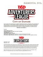 DDEX2-01 City of Danger (5e)
