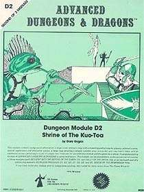 Cover of D2 Shrine of The Kuo-Toa