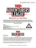 DDEX2-07 Bounty in the Bog (5e)