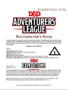 DDEX2-16 Boltsmelter's Book (5e)