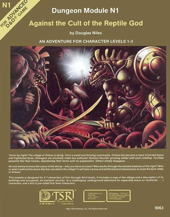Ad&d 1st Edition Pdf