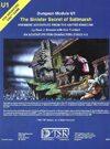 U1 The Sinister Secret of Saltmarsh (1e)