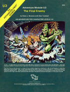 Cover of The Final Enemy