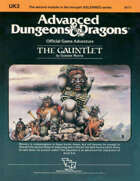 UK3 The Gauntlet (1e)