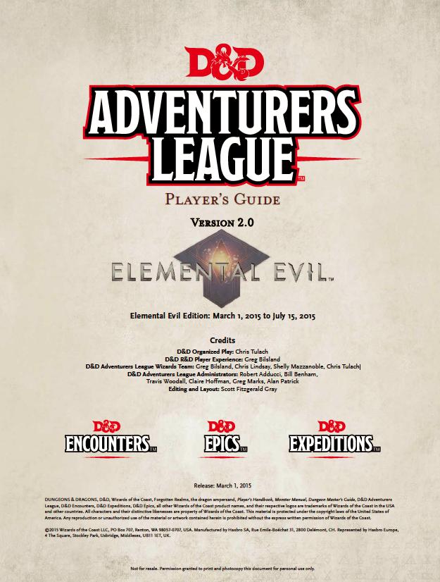 DDEX2 Elemental Evil Complete Bundle [BUNDLE] - Wizards of