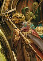 Pregen Characters: Dragonborn Sorcerer (5e)