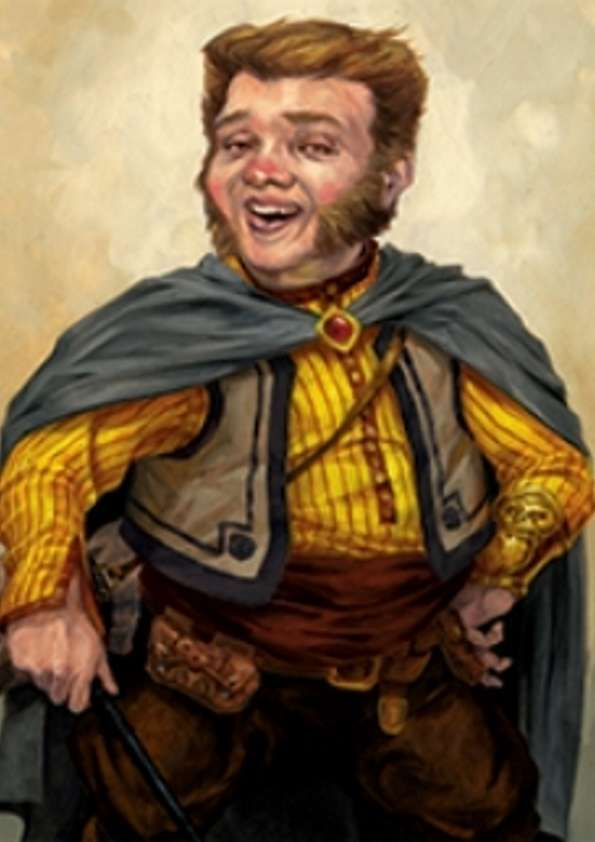 Pregen Characters: Halfling Rogue (5e) - Wizards of the