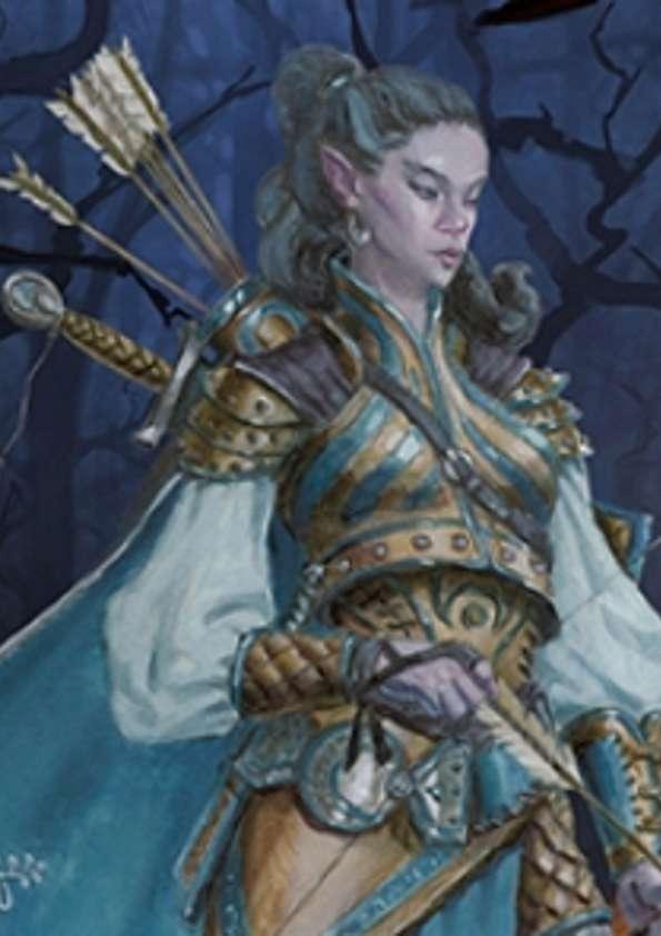 Pregen Characters: Wood Elf Ranger (5e) - Wizards of the
