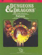B7 Rahasia (Basic)