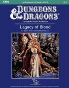 CM9 Legacy of Blood (Basic)