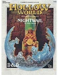 Cover of HWA1 Nightwail