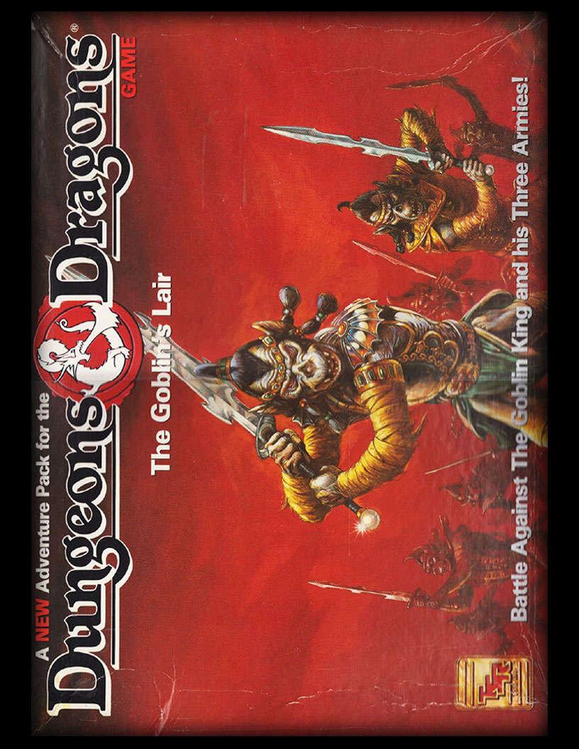 The Goblin's Lair (basic)