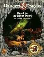 Quest for the Silver Sword (Basic)