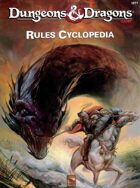 D&D Rules Cyclopedia (Basic)
