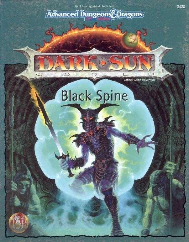 Cover of DSE2 Black Spine Box Set