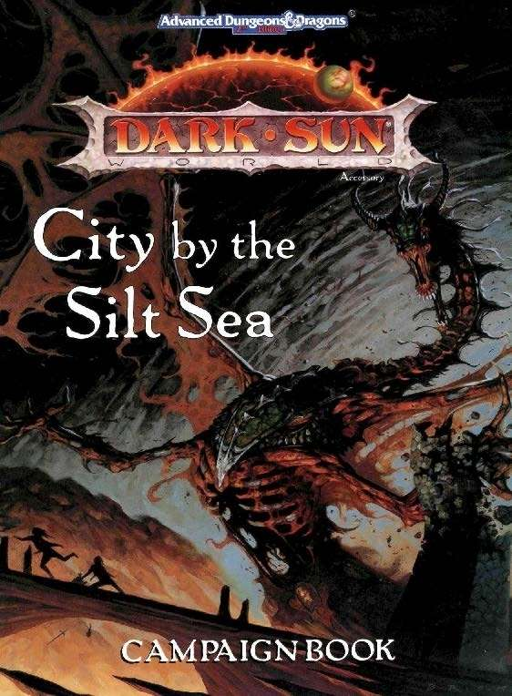 Cover of City by the Silt Sea Box Set
