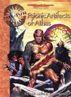 Psionic Artifacts of Athas (2e)