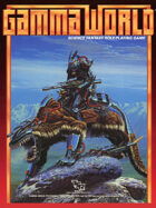 Gamma World (3rd Edition)