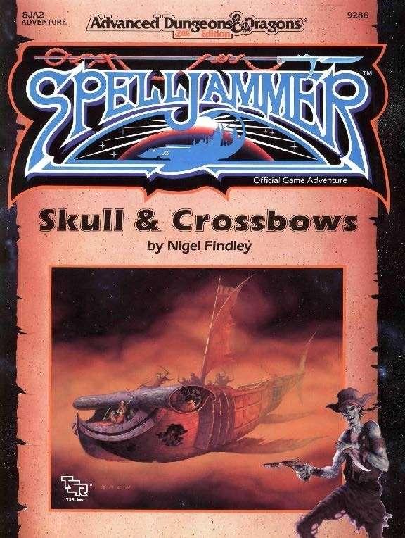 Cover of Skull & Crossbows