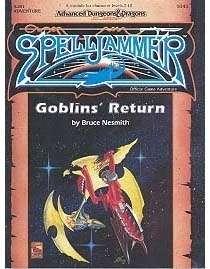 Cover of SJS1 Goblin's Return
