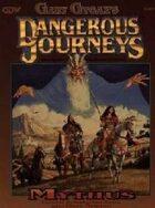 Mythus Fantasy Roleplaying Game