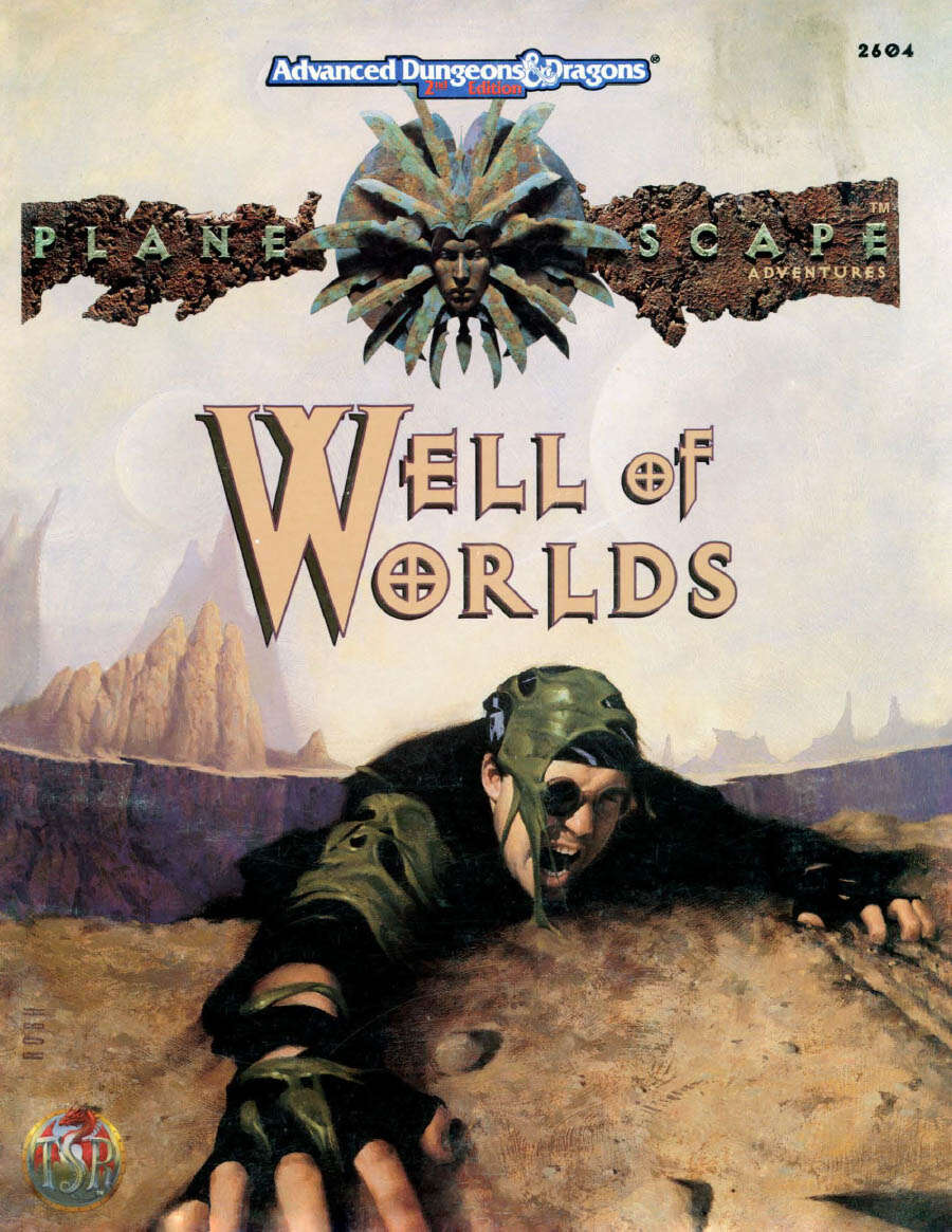 Well of Worlds Cover
