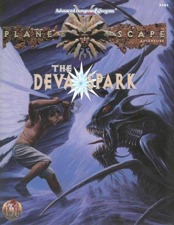 Cover of The Deva Spark