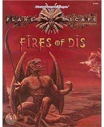 Cover of Fires of Dis