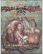 Monstrous Compendium - Planescape Appendix II
