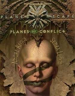 Planes of Conflict (2e)