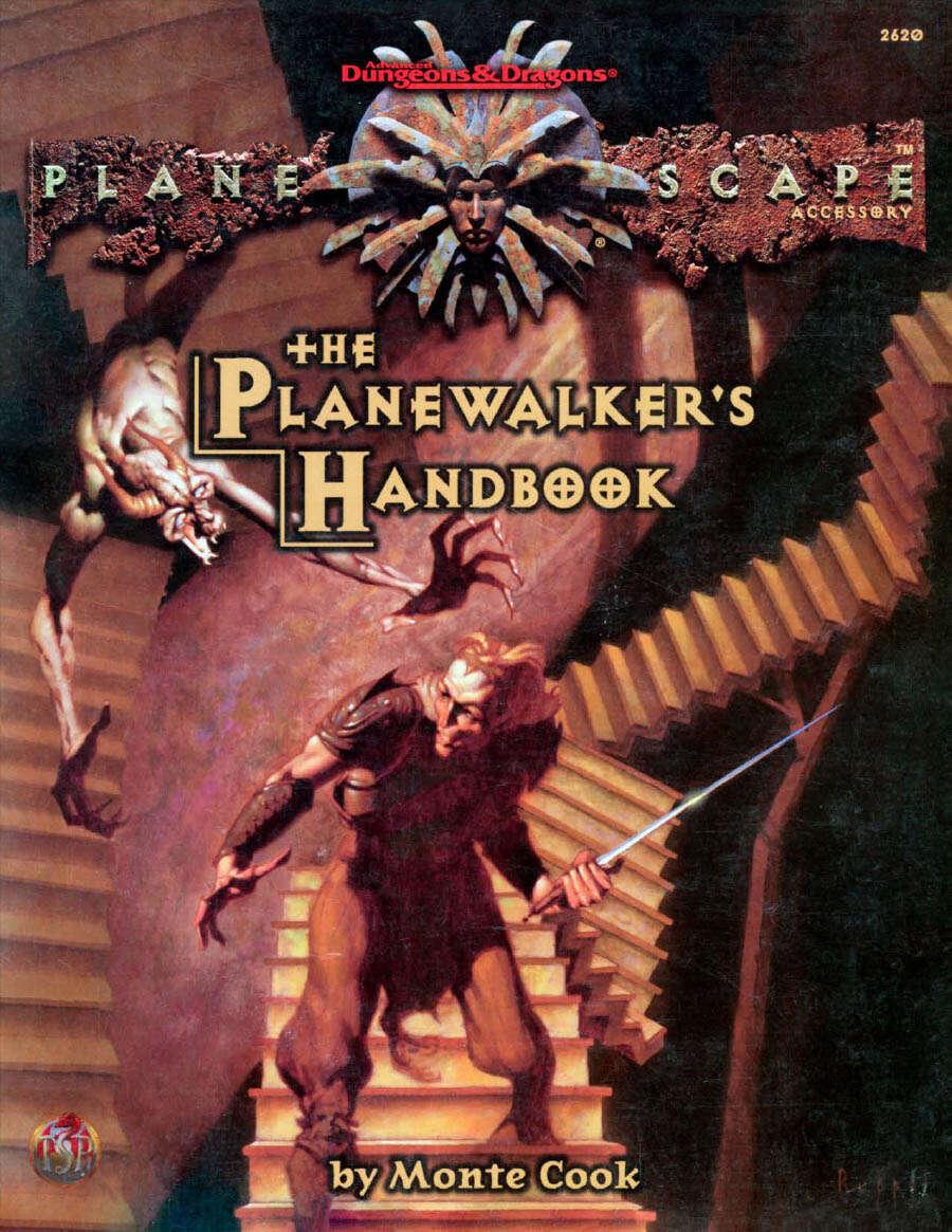 The Planewalker's Handbook (2e)